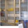 Polystyrolové plexisklo (strukturované)