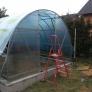 Zahradní skleník z polykarbonátu 2DUM
