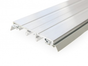 Univerzální profil ALU-UNI - 2 m, stříbrná