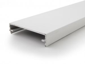 Krycí lišta ALU-UNI - 63 x 3000 mm
