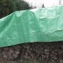 Zakrývací plachta HW