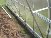 Výztuha konstrukce do zahradního skleníku výztuha konstrukce do zahradního skleníku