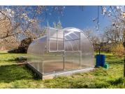 Zahradní skleník z polykarbonátu Gardentec Classic T Profi