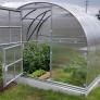 Zahradní skleník z polykarbonátu Gardentec Classic PROFI